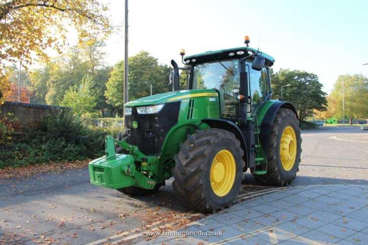 John Deere - 7310R Tractor For Sale, Used - 2014 ...