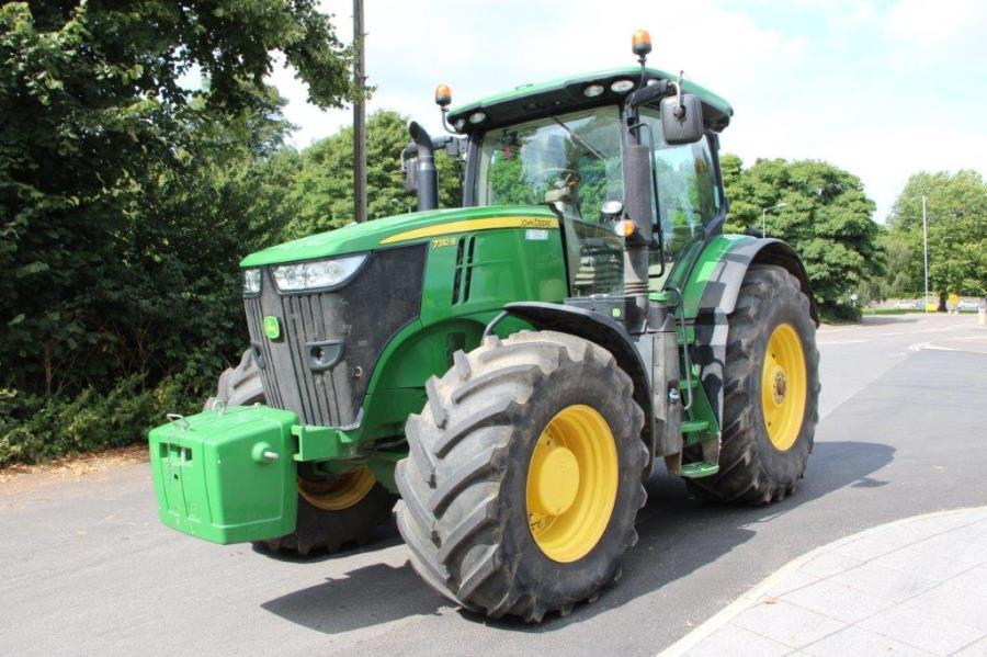 Farming UK - John Deere 7310R TRACTOR - Classified