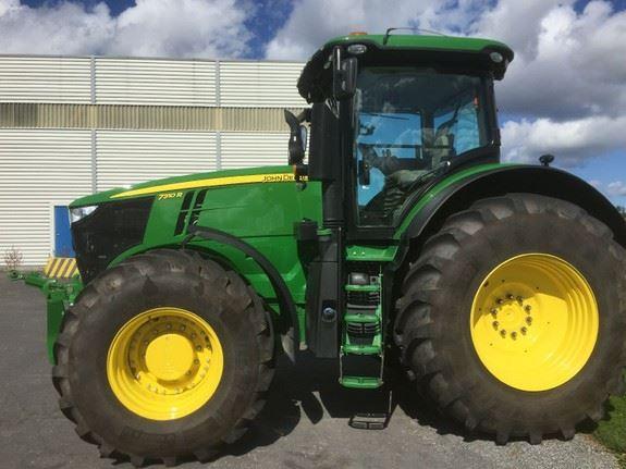 Used John Deere 7310R 50KM tractors Year: 2016 Price ...
