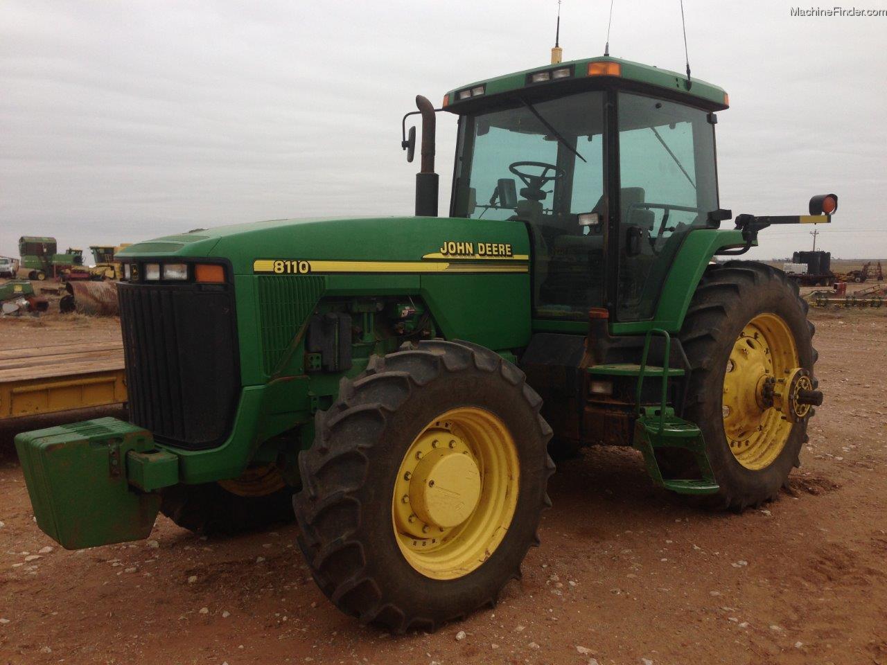 1999 John Deere 8110 Tractors - Row Crop (+100hp) - John ...