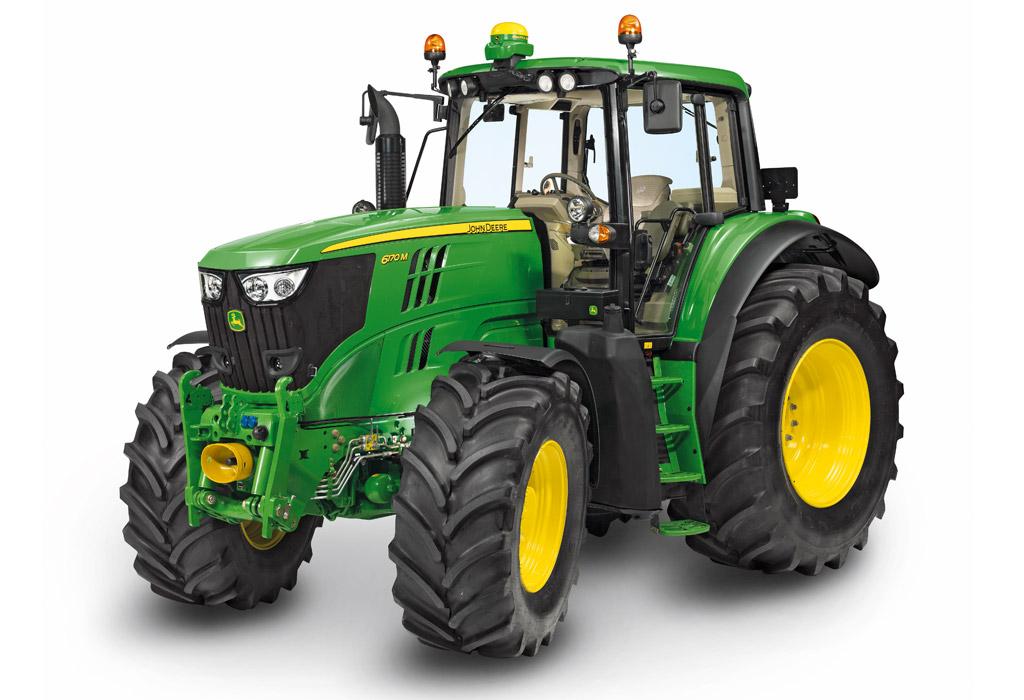 John Deere Tractor #2714726