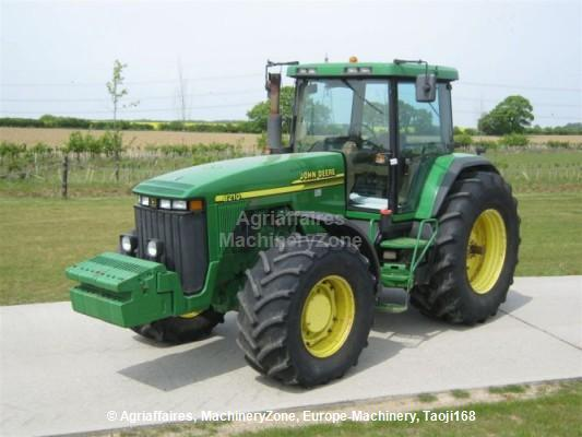 John deere 8210 tractor unit from United Kingdom for sale ...