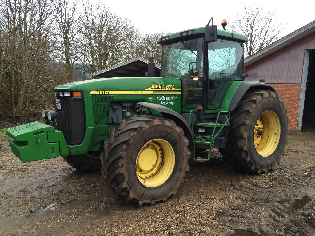John Deere 8210 4WD for sale - Price: $69,439, Year: 2000 ...