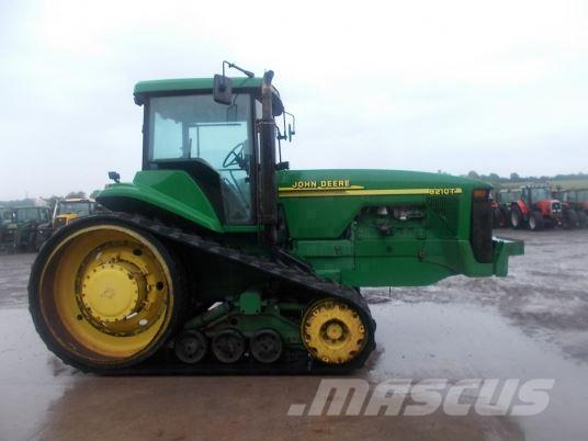 JOHN DEERE 8210T Tractors - 175 HP Or Greater For Auction ...