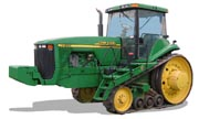 TractorData.com John Deere 8210T tractor transmission ...