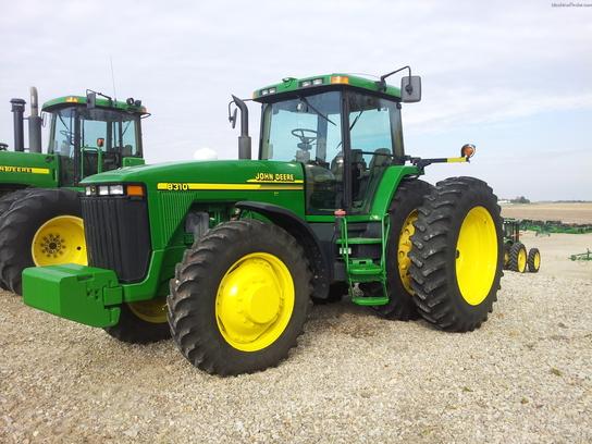 2000 John Deere 8310 Tractors - Row Crop (+100hp) - John ...
