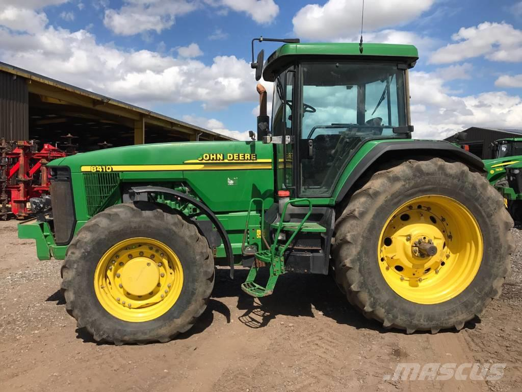 Used John Deere 8410 tractors Year: 2000 Price: $67,893 ...
