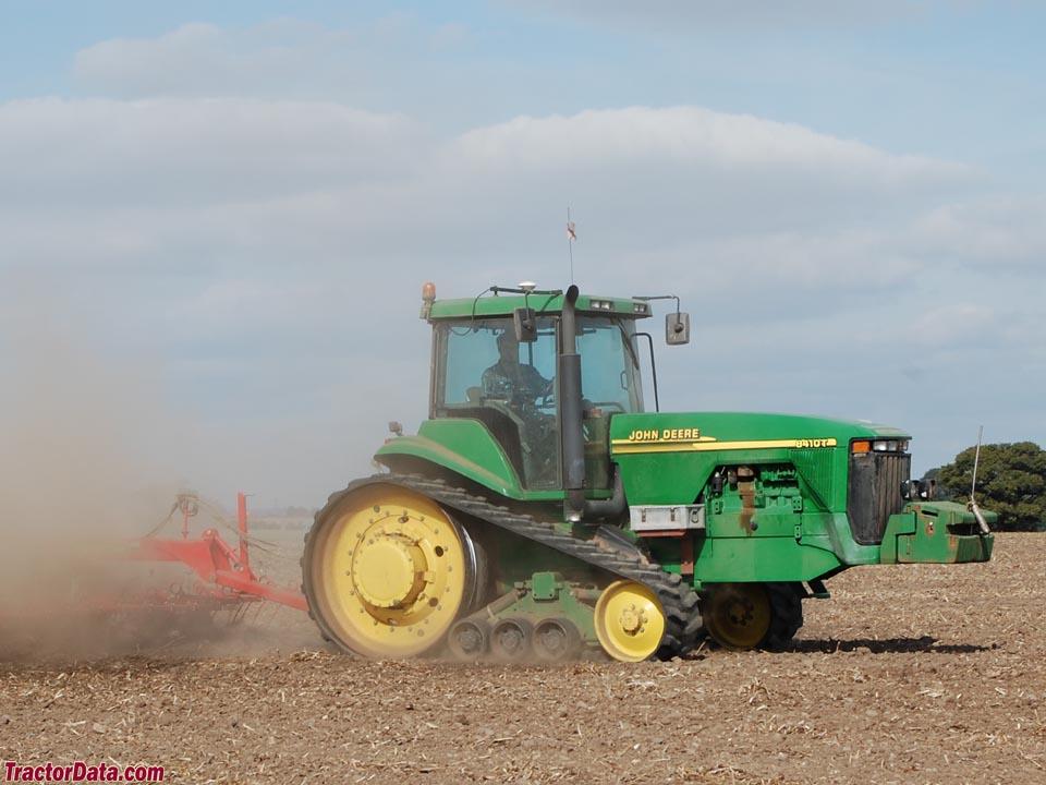 TractorData.com John Deere 8410T tractor photos information