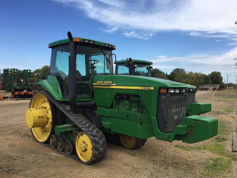 2001 John Deere 8410T Tractor - Northfield, MN | Machinery ...