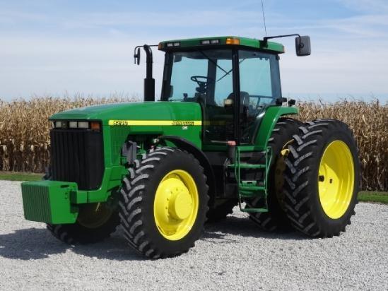 Wisconsin Ag Connection - JOHN DEERE 8200 Tractors for sale