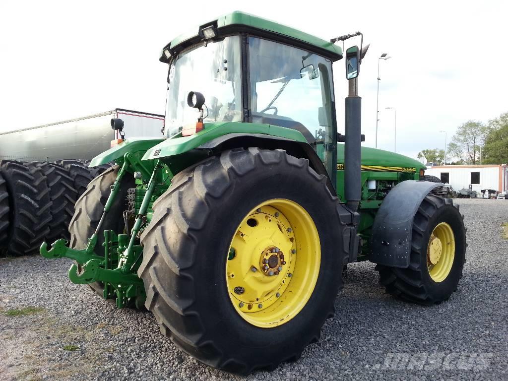 Used John Deere 8200 tractors Year: 1995 Price: $31,330 ...