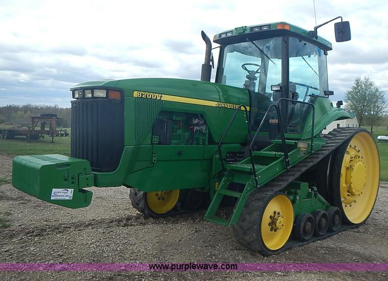 Ag equipment auction in, by Purple Wave, Inc.