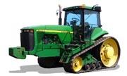 TractorData.com John Deere 8200T tractor information