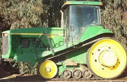 John Deere 8200T Tractor Model