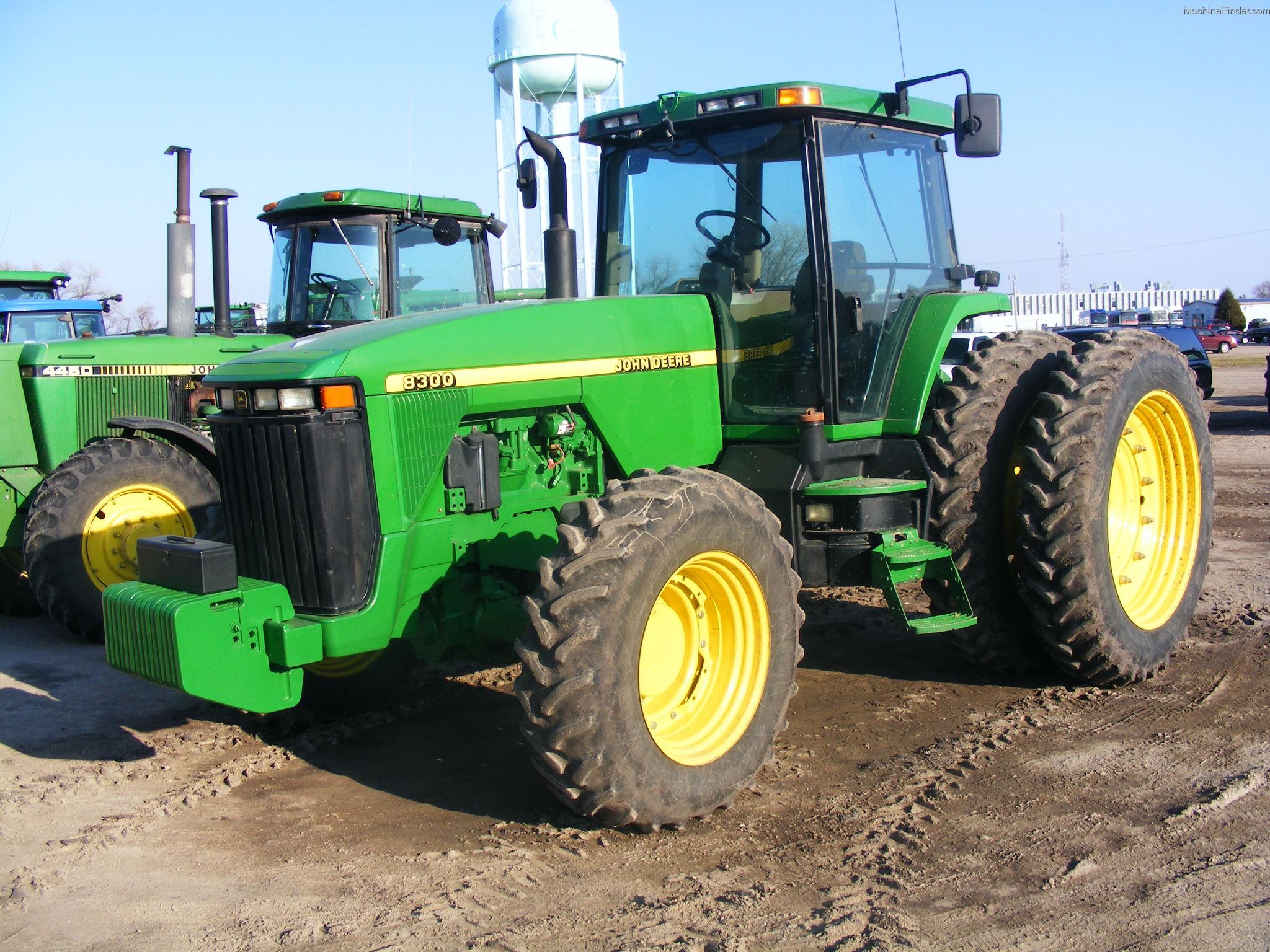 1997 John Deere 8300 Tractors - Row Crop (+100hp) - John ...
