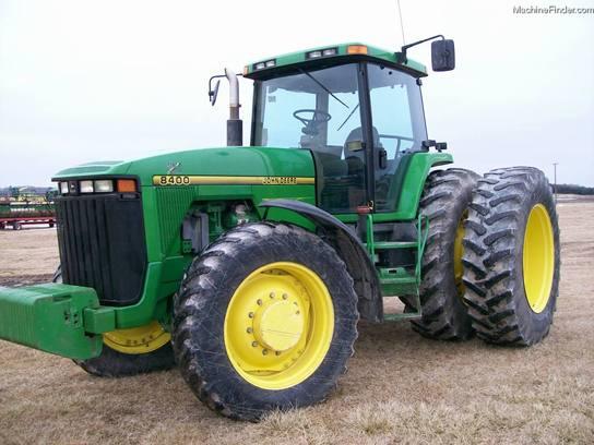 1996 John Deere 8400