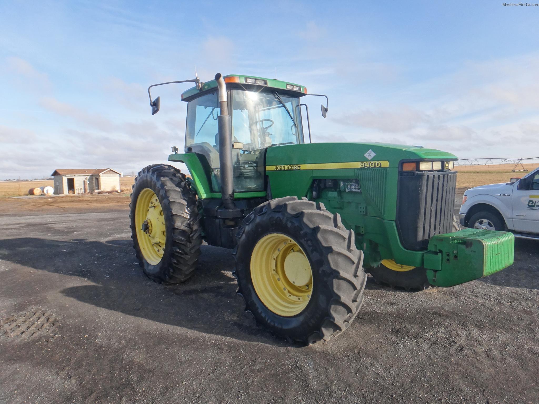 1997 John Deere 8400 Tractors - Row Crop (+100hp) - John ...
