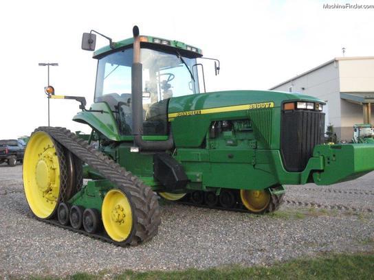 1999 John Deere 8400T Tractors - Row Crop (+100hp) - John ...