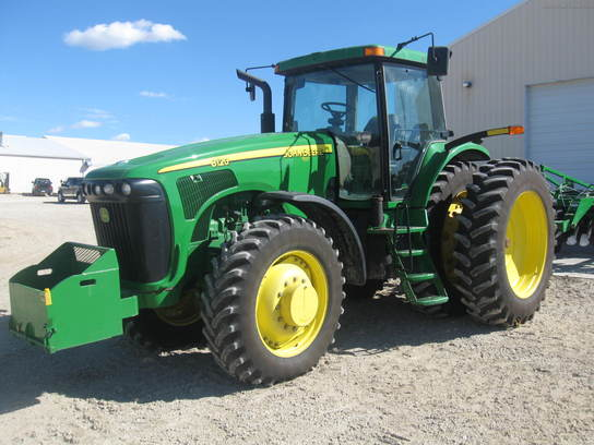 2003 John Deere 8120 Tractors - Row Crop (+100hp) - John ...
