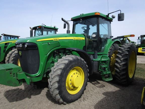John Deere 8220 for sale Sauk Centre, MN Price: $108,500 ...