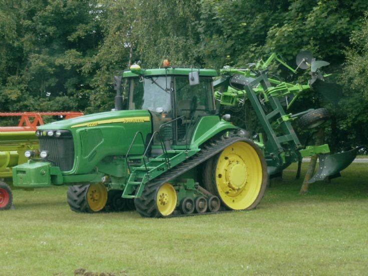 Tractor Photos - John Deere 8220T 28/6/2013