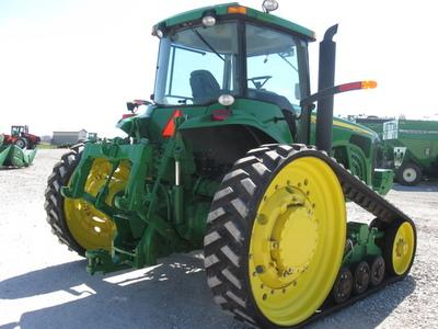 2004 John Deere 8220T Tractor - Clinton, IL | Machinery Pete