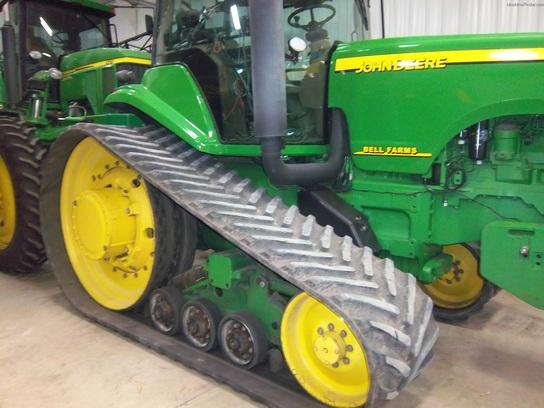2004 John Deere 8220T Tractors - Row Crop (+100hp) - John ...