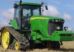 John Deere 8220T Tractor Model