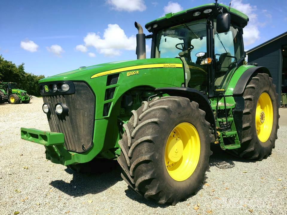Used John Deere 8320 R tractors Year: 2011 Price: $112,518 ...