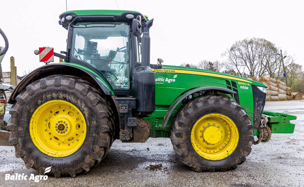 Used John Deere 8320 R tractors Year: 2015 Price: $133,050 ...