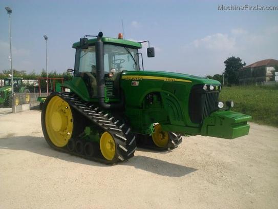 2005 John Deere 8320T Tractors - Row Crop (+100hp) - John ...