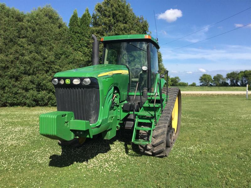 2005 John Deere 8320T Tractor - Riceville, IA | Machinery Pete