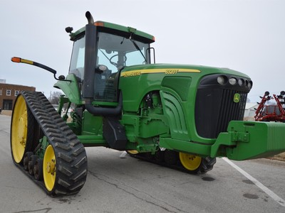 2004 John Deere 8320T Tractor - Mason City, IL | Machinery ...