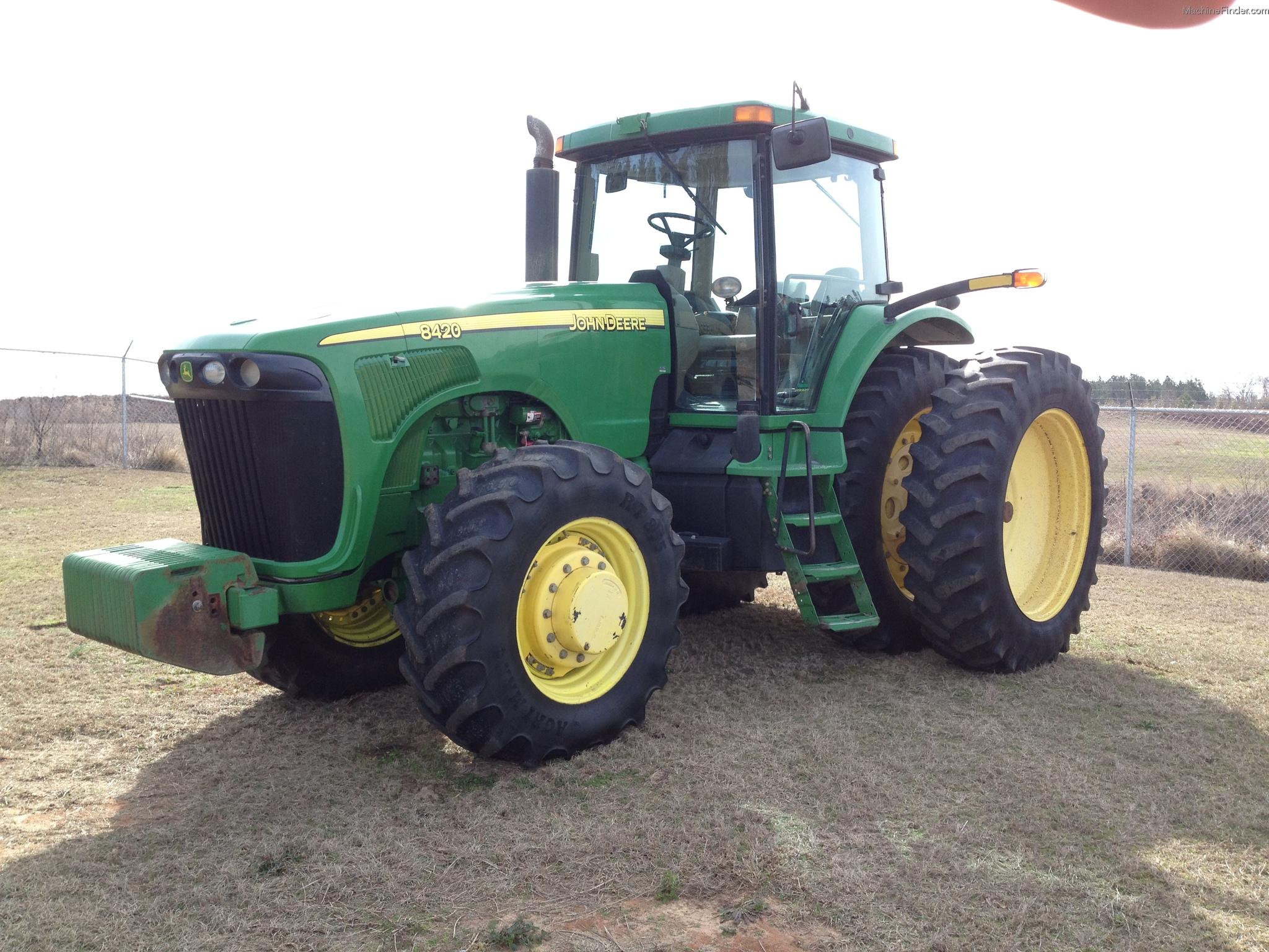 2005 John Deere 8420 Tractors - Row Crop (+100hp) - John ...