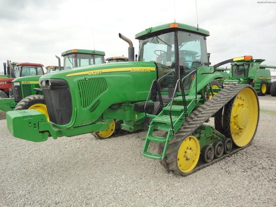 2002 John Deere 8420T Tractors - Row Crop (+100hp) - John ...
