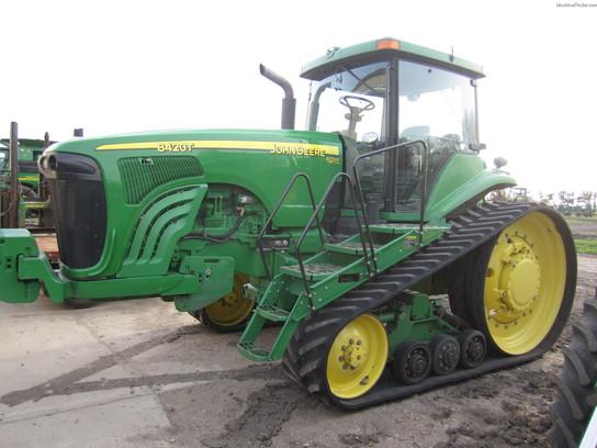 2003 John Deere 8420T Tractors - Row Crop (+100hp) - John ...