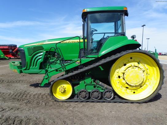 2004 John Deere 8420T Tractors - Row Crop (+100hp) - John ...