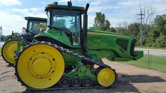 John Deere 8420T - Tractors, Price: £73,385, Year of ...