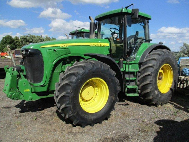 John Deere 8520 ILS, Powr Shift Tractor - technikboerse.com