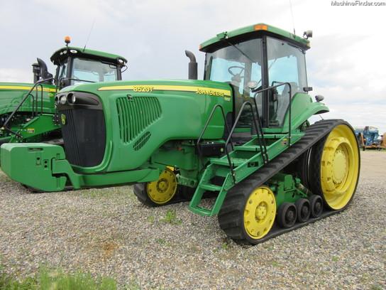 2002 John Deere 8520T - Track Tractors - John Deere ...