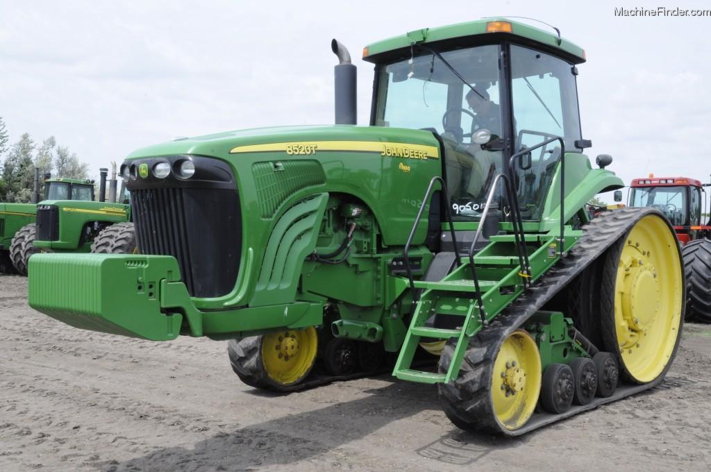 2005 John Deere 8520T Tractors - Row Crop (+100hp) - John ...
