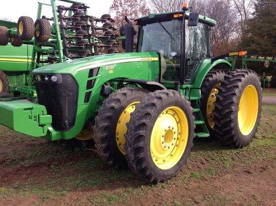 2009 John Deere 8130 Tractors - Row Crop (+100hp) - John ...