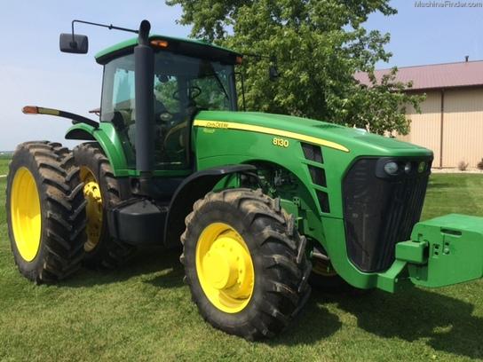 2007 John Deere 8130 - Row Crop Tractors - John Deere ...