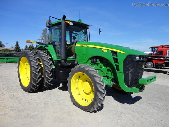 2008 John Deere 8130 Tractors - Row Crop (+100hp) - John ...