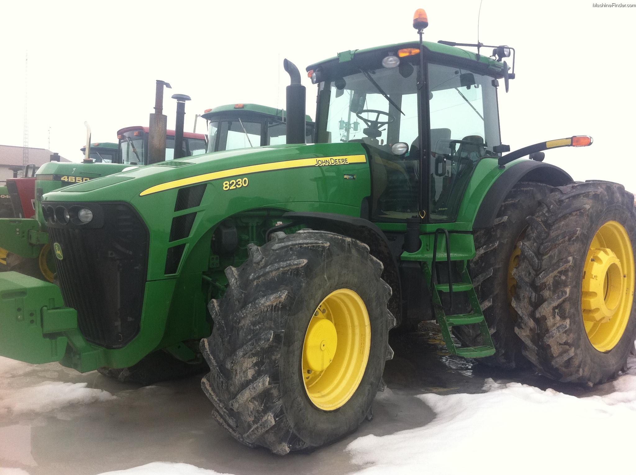 2006 John Deere 8230 Tractors - Row Crop (+100hp) - John ...