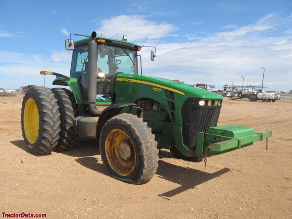 TractorData.com John Deere 8230 tractor photos information
