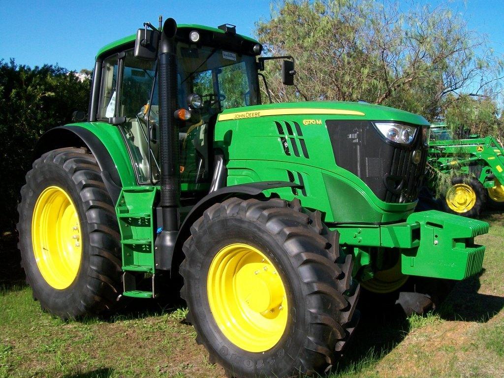 John Deere M Series Tractors   AFGRI Equipment