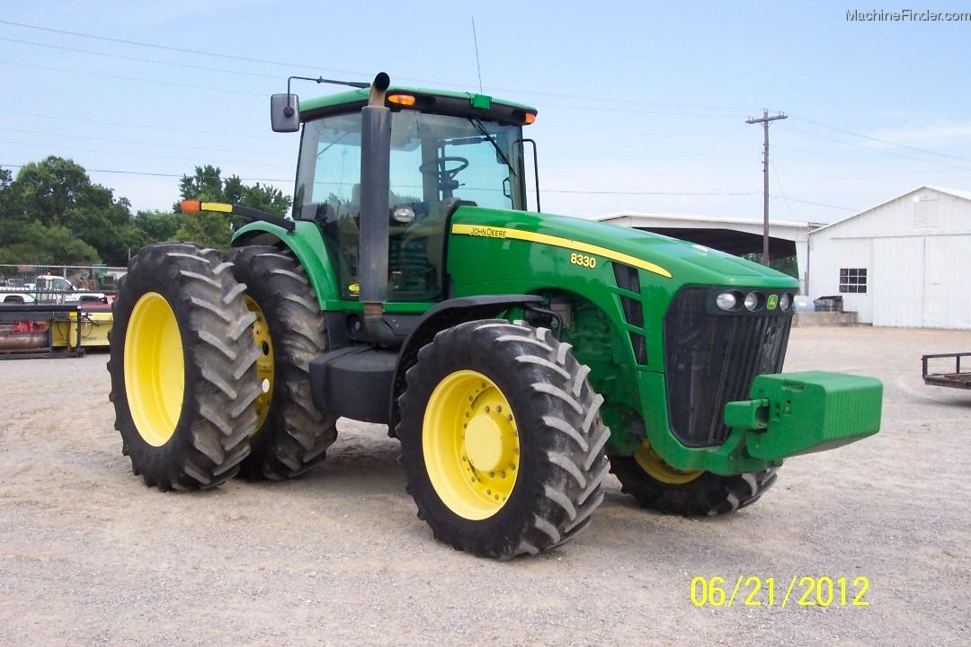 2006 John Deere 8330 Tractors - Row Crop (+100hp) - John ...