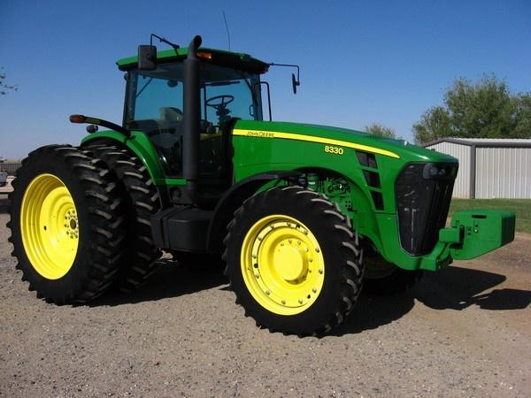 J & S Tractor Sales - John Deere 8330 | Farm Equipment ...