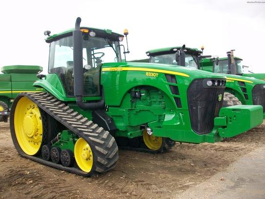 2008 John Deere 8330T Tractors - Row Crop (+100hp) - John ...